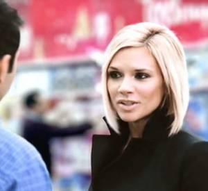 En 2007, les Spice Girls font deux publicités pour Tesco. Elles n'hésitent pas à se mettre en scène, et Victoria Beckham joue exprès la snob !