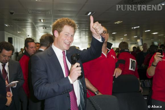 Prince Harry, encore au milieu d'un scandale.