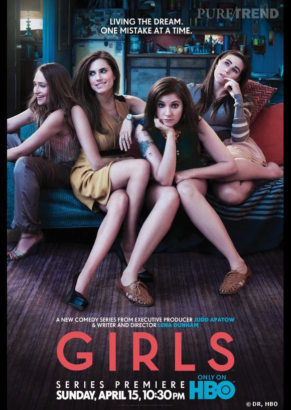 """""""Girls"""" la nouvele série de filles et pour les filles, mais pas que..."""
