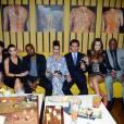 La famille Kardashian au grand complet avec en guest star Kanye West.