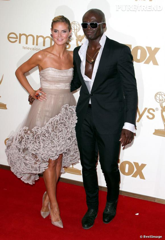 Heidi Klum et Seal ont divorcé en janvier dernier.