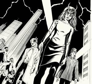 """Kill The Night"" : 3.1 Phillip Lim se lance dans le comic book"
