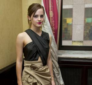 Emma Watson, le style en berne a Toronto... Le flop mode