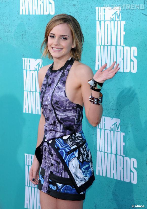 Emma Watson devient cette année la star la plus dangereuse du web.