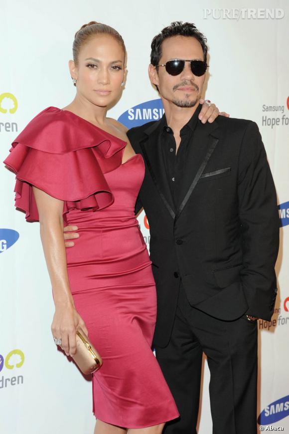 De ses 7 ans de mariage avec Jennifer Lopez, il ne reste plus que son prénom tatoué au poignet à Marc Anthony.
