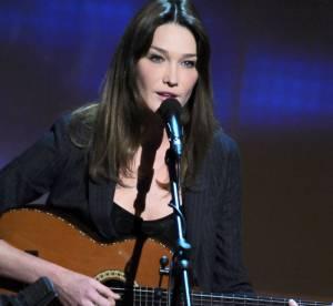 Carla Bruni : un retour en chanson très attendu, en prime time sur France 2