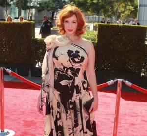 Christina Hendricks : encore le mauvais choix de robe ! Le flop mode