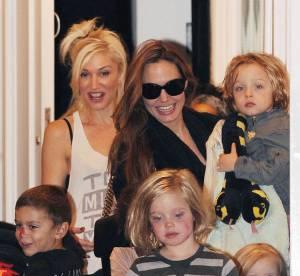 Angelina Jolie/Gwen Stefani, David Beckham/Snoop Dog : les amitiés improbables de stars