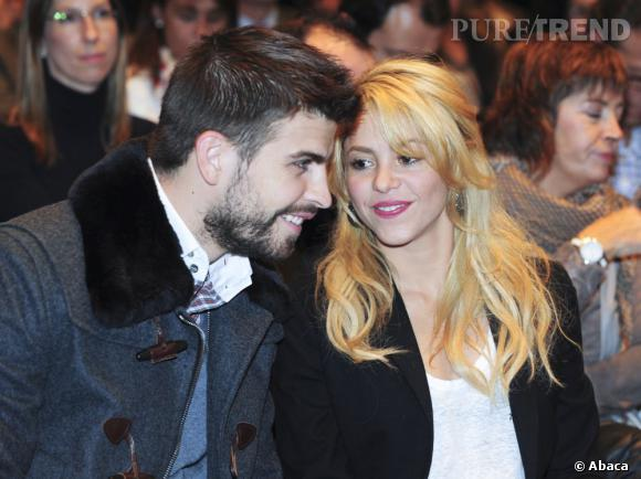 Shakira et son boyfriend, le footballeur Gerard Piqué, attendent un enfant !