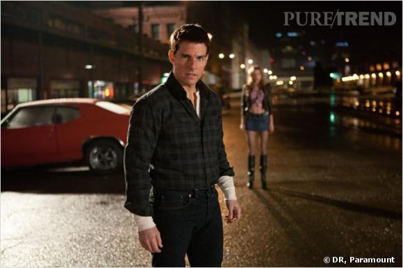 """Tom Cruise dans """"Jack Reacher"""" : interdit de promotion !"""