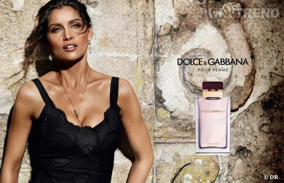 Mannequins français : notre top 10 Laetitia Casta Campagne Dolce & Gabbana AW2012