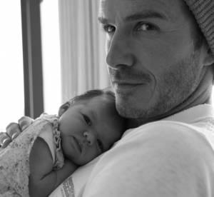 David Beckham : plus sexy avec la petite Harper qu'avec Victoria au bras ?