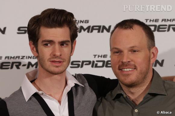 """C'est sans surprise qu'on a appris le retour d'Andrew Garfield dans """"The Amazing Spiderman 2""""..."""