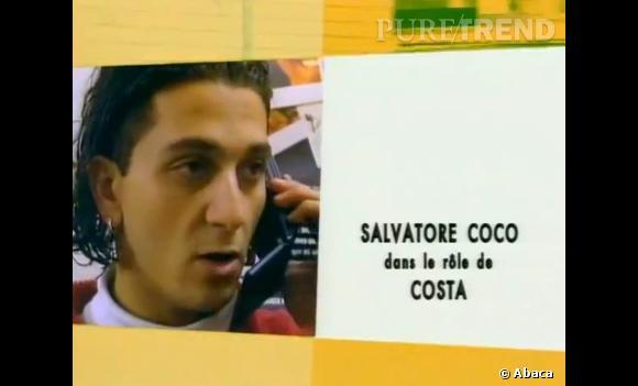 """Salvatore Coco alias Costa Bordino dans """"Hartley, coeurs à vif""""."""