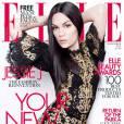 Jessie J fait la couverture du Elle UK de novembre 2012.