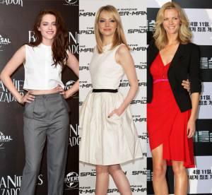 Kristen Stewart, Emma Stone, Broklyn Decker : Sous le charme des ''Un Bout'' de Louboutin