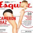 Cameron Diaz, quadra sexy pour Esquire.