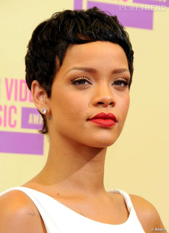 La dernière idée d'Ursula Stephen pour Rihanna : couper court.