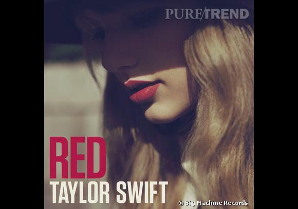 Red, le 4ème album de Taylor Swift est attendu pour le 5 novembre en France.