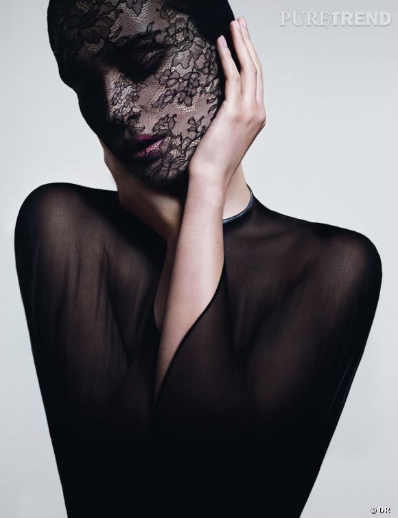 J'ai testé... le Masque Dentelle de Givenchy