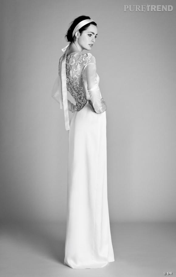 Les plus belles robes de mariée 2013 :    Collection Temperley Bridal  Spring 2013      Robe Estella