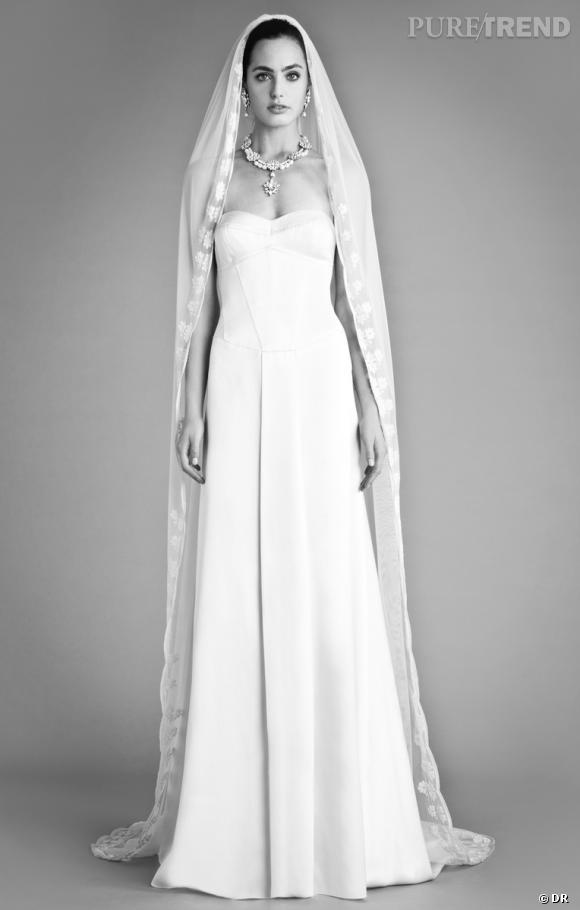 Les plus belles robes de mariée 2013 : Collection Temperley Bridal Spring 2013 Robe Sorrell