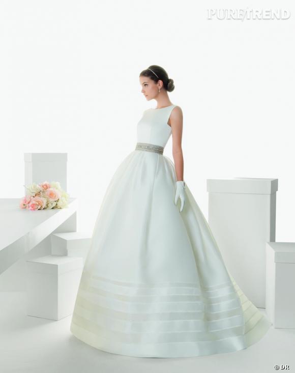 Les plus belles robes de mariée 2013 :    Collection Rosa Clará  2013       Robe Belfast