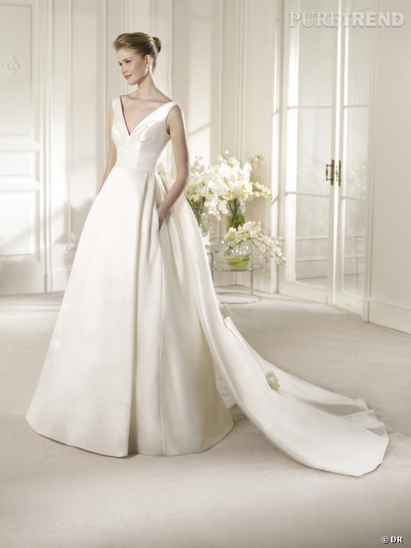 Les plus belles robes de mariée 2013 :    Collection St. Patrick 2013    Robe Angie