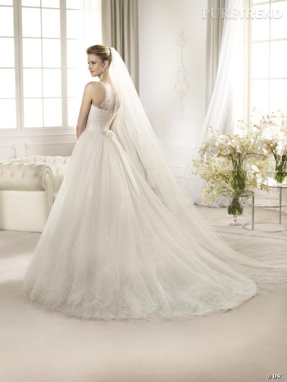 Les plus belles robes de mariée 2013 :    Collection St. Patrick 2013    Robe Arrecife