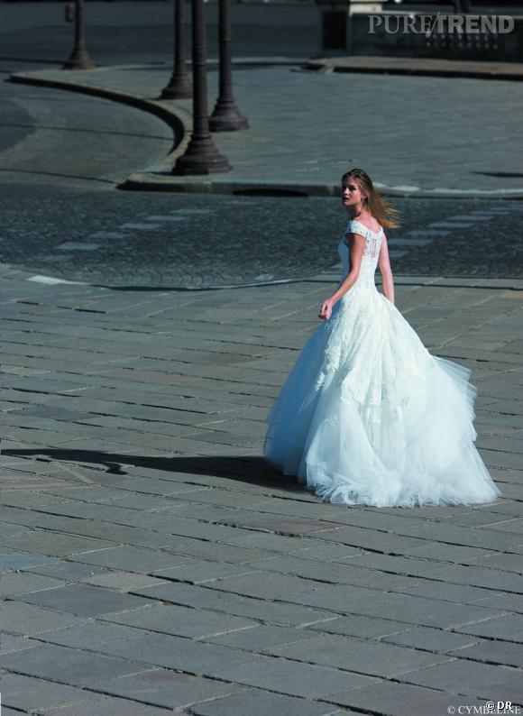 Les plus belles robes de mariée 2013 :    Collection Cymbelline 2013    Robe Garance