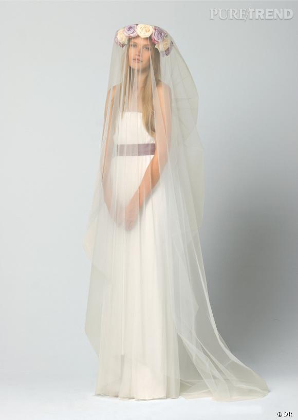 Les plus belles robes de mariée 2013 :   Collection Max Mara Bridal  Spring 2013