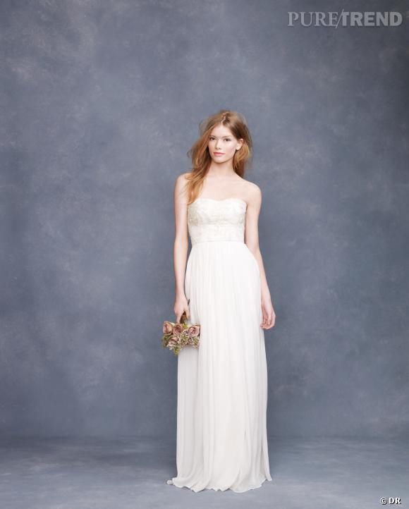 Les plus belles robes de mariée 2013 :    Collection J.Crew