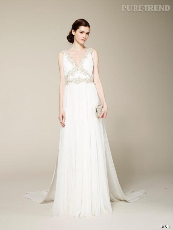Les plus belles robes de mariée 2013 :   Collection Marchesa Bridal  Spring 2013