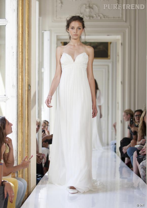 Les plus belles robes de mariée 2013 :    Collection Delphine Manivet 2013      Robe Alan