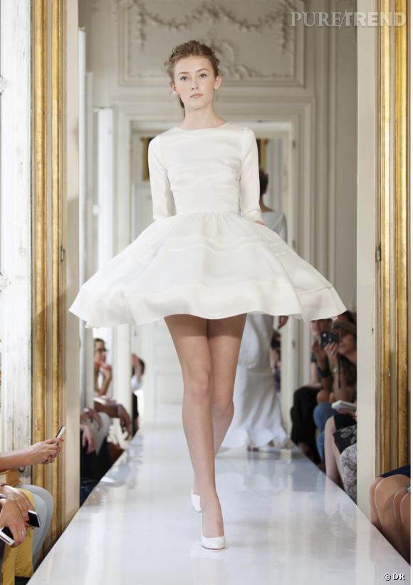 Les plus belles robes de mariée 2013 :    Collection Delphine Manivet 2013      Robe Alexis