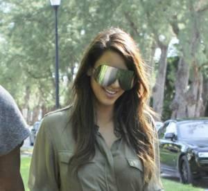 Kim Kardashian vs Carine Roitfeld : les lunettes masque XL Rick Owens