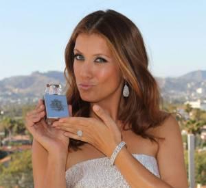 À côté du cinéma et du petit écran, la star se lance dans la beauté avec déjà deux parfums à son actif.