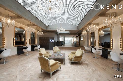 Salons de coiffure de luxe les adresses de l 39 excellence for Salon kerastase paris