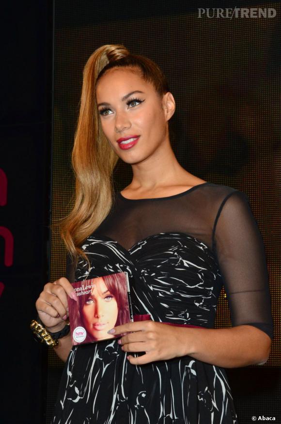 """Leona Lewis a enregistré une version de """"We Found Love"""", mais comme elle voulait que """"Trouble"""" sorte en premier, le single a été offert à Rihanna. Quand on connaît le succès de la chanson..."""