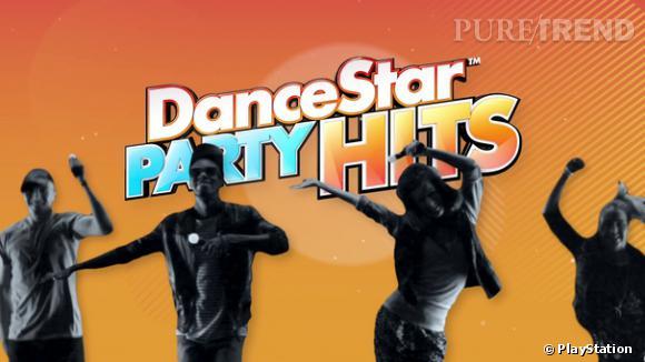 """""""DanceStar Party Hits"""" le jeu qui vous transforme en bête de scène."""