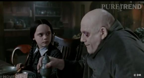 """Le film : """"La famille Addams"""" , 1991."""