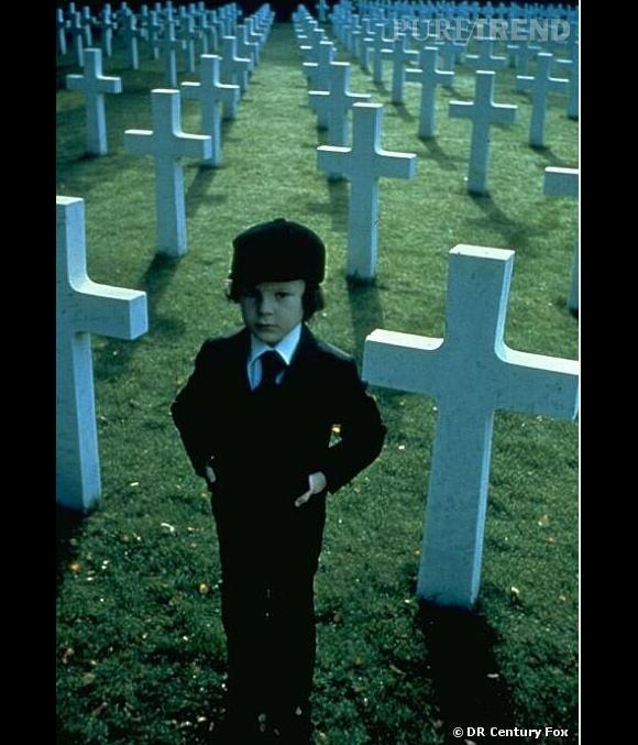 """Le film : """"La Mélediction"""", 1976."""