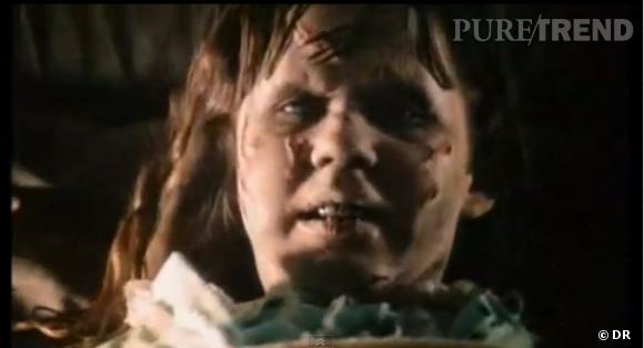"""Le film : """"L'exorciste"""", 1973."""