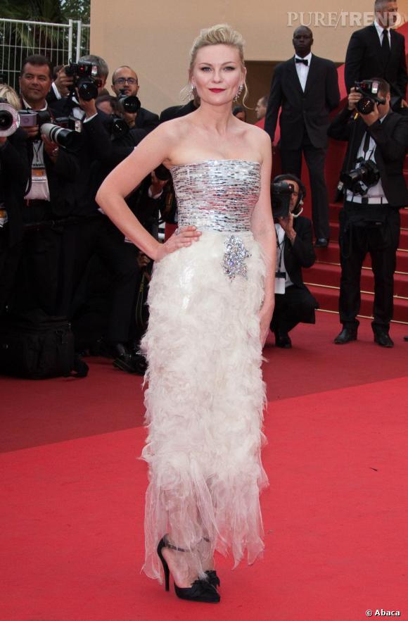 Aujourd'hui : Kirsten Dunst, muse de Sofia Coppola et des plus grands réalisateurs.