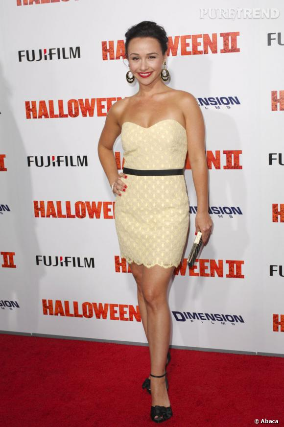 Aujourd'hui : Danielle Harris, actrice et réalisatrice.
