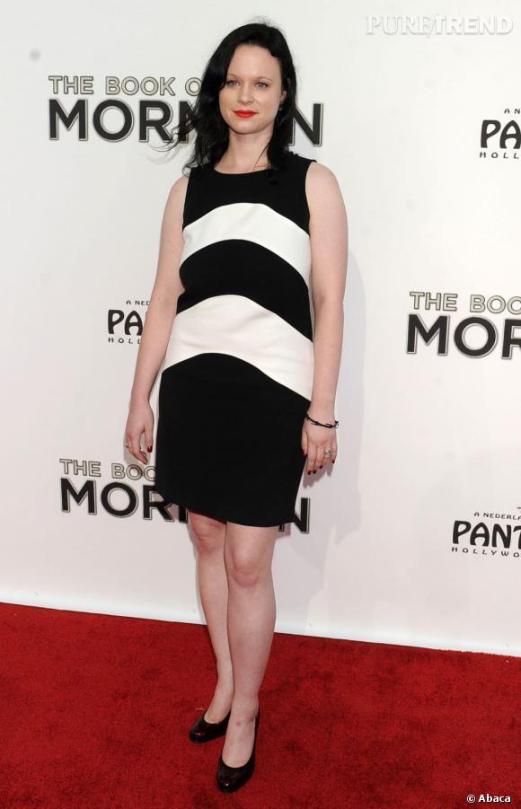 """Aujourd'hui : Thora Birch a joué dans des films comme """"American Beauty""""."""