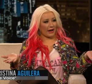 Christina Aguilera, sans pantalon... et sans sous-vêtements !