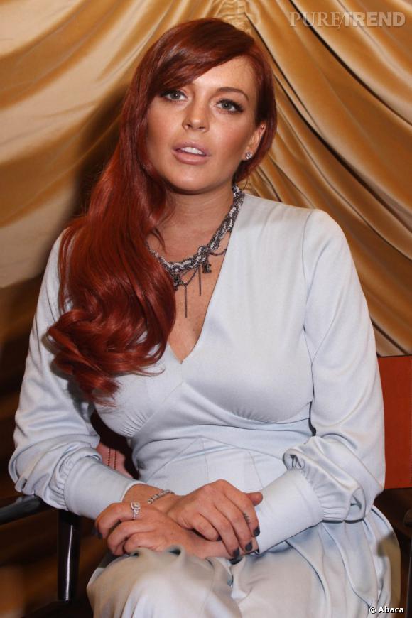 Lindsay Lohan aurait-elle trouvé chaussures à son pieds ? C'est en tout cas ce que clame Josh Chunn dans les médias.