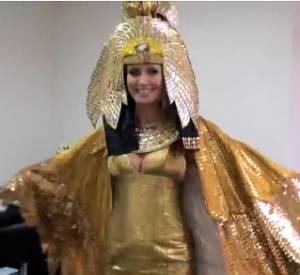 La vidéo du déguisement.