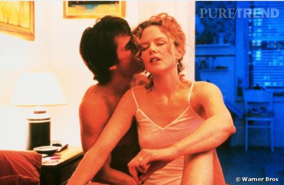 "Nicole Kidman et Tom Cruise dans ""Eyes Wide Shut""."